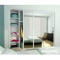 Wholesale Mirror Door Wardrobe (HW-M01) from china suppliers