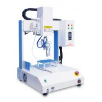 Wholesale Four Axis Automatic Soldering Machine Φ0.3-1.6 mm Tin Thread For Circuit Boards from china suppliers
