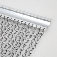Wholesale Multifunctional Aluminium Chain Fly Screen / Chain Insect Screen from china suppliers