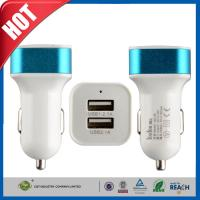 Wholesale 15W 3.1A Dual Port High Speed iPhone 6 Plus Car Charger For USA / Canada from china suppliers