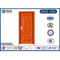 China Compact Structure Fire Resistant Internal Doors With 65MM Fire Door Leaf on sale