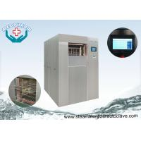 Wholesale Touch Screen Steam Autoclave Sterilizer With Vacuum Pump Trip Alarm And Utility Failure Alarm from china suppliers