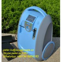 Portable oxygen concentrator 5LPM 5.4kg 40-90%adjustable