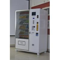 Wholesale Adertisement Screen Coffee / Juice Beverage Vending Machine / Equipment from china suppliers