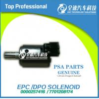Buy cheap AL4/DP0 DPO Gearbox Brand New EPC solenoid 0000257416/ 7701208174 from wholesalers