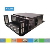 Wholesale 144 Cores 4U Rack Mounted Optical Distribution Frame Patch Panel High density from china suppliers