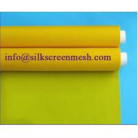 Wholesale malha amarela para serigrafia screen mesh from china suppliers