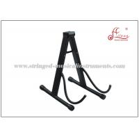 Wholesale Portable A Frame Adjustable Folding Music Stand For Guitar Sitting Type from china suppliers