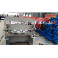 Wholesale Galvanized Panel Floor Decking Forming Machine With Double 11.5kw Motor from china suppliers