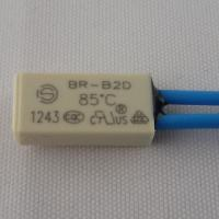 Wholesale Compact 250V 5A AC Thermal Protector , Bimetal Thermal Switch For Coils from china suppliers