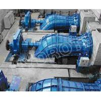 Wholesale High Efficiency Hydro Turbine S Type Turbine for Heads 2m - 20m Hydropower Project from china suppliers