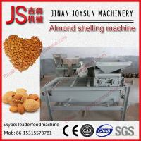 Wholesale 500kg / h Peanut Shelling Machine / Earth Nut Shucking Machine 220v from china suppliers