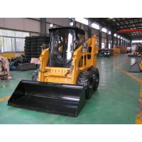 Wholesale Bucket capacity  0.3m³  600kg wheel skid steer loader With Parkins engine from china suppliers