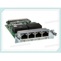 Buy cheap Cisco VWIC3-4MFT-T1/E1 Network Module Voice / WAN Interface Card For ISR Router from wholesalers