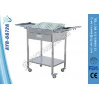Wholesale Hospital Dispensing Medical Trolleys With Divided Box For Medicine At The Top from china suppliers