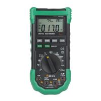 Wholesale MS8229 Digital Multimeter 5 in 1 Noise Illumination Temperature Humidity Tester Diagnostic-tool Auto Range LCD Backlight from china suppliers