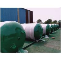Wholesale Horizontal Sandblasting Galvanized Steel Water Storage Tanks 300 Litre - 3000 Litre from china suppliers