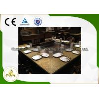 Wholesale Safe 9 Seat Indoor Outdoor Hibachi Grill Table For Hotel / Food Plaza from china suppliers
