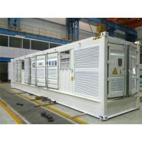 Wholesale Large Capacity Oil Tank 640 KW Container Diesel Generator 6058 * 2438 * 3151mm from china suppliers