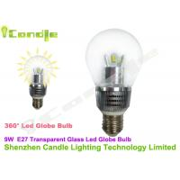 Wholesale High Efficiency Conversion 9w LED Globe Bulb With E27 Socket 3years warranty from china suppliers