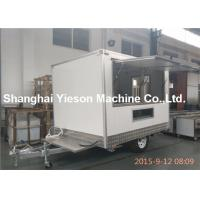 Wholesale Ausralian Standard Mobile Food Kiosk Trailer GRP Mobile Ice Cream Truck from china suppliers
