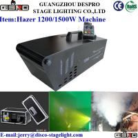 Wholesale 1200W DMX512 Stage Haze Machine Disco Entertainment Equipment from china suppliers