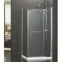 Wholesale Anodized Shower Room OEM Custom Aluminium Extrusion Products from china suppliers