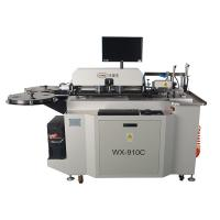 Wholesale Fully automatic Auto Bender with bending, cutting, notching and lipping 910C model for 1.5/2/3pt steel rule from china suppliers