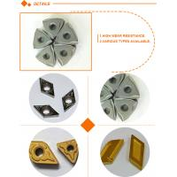 Wholesale Tungsten Carbide Inserts various types from china suppliers