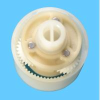 Quality Cold runner or Hot runner gear box Plastic injection mold with POM material for sale