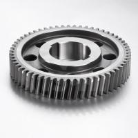 Wholesale Ring Gear Open Die Forging On Cement Mill ASTM EN10228 STD.ASTM A388 from china suppliers