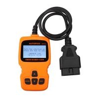 Wholesale OBDURATE OM123 Orange OBDII Code Reader check engine , 12V DC Voltage from china suppliers
