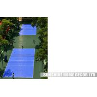 Wholesale Durable Polypropylene Badminton Court Flooring Multipurpose For Sports Court from china suppliers