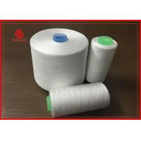 Wholesale Less Broken Ends Polyester Spun Yarn for Sewing Threads , 100% Polyester Yarn from china suppliers