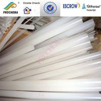 Wholesale 1m long PolyChloroTriFluoroEthylene ROD / PCTFE ROD dia10-50mm from china suppliers