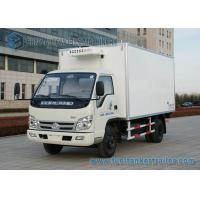 Wholesale Right Hand Drive Small 4 ton refrigerated truck FOTON - FORLAND 4x2 from china suppliers