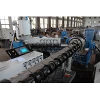 Wholesale Plastic Pipe Extrusion Machine , Composite Pipe Production Line Of Multi Layers from china suppliers