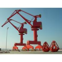 Wholesale Port Shipbuilding Crane Lifting Equipment , Harbour Portal Crane 500 Ton from china suppliers