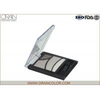 Wholesale Refillable Makeup Eyeshadow Palette With Mirror 55 X 70 X 12mm Size from china suppliers