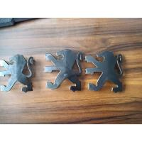Wholesale Automotive Injection mold parts , Citroen car logo , insert mold OEM service export grade from china suppliers