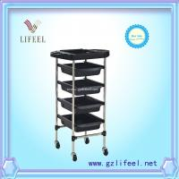 Wholesale fashional beauty salon furniture Trolley Cart Hair Salon Trolleys For Sale from china suppliers
