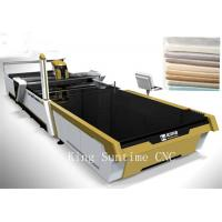 Wholesale Round Knife Fabric Cutter Machine , Cloth Cutting Equipment Various Control Software Formats Accepted from china suppliers