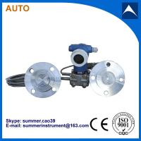 Wholesale remote seal Level Transmitter (HART) used for sugar mills from china suppliers