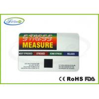 Wholesale Liquid Crystal Color Changing Stress Test Card Heat-Sensitive and Eco-friendly from china suppliers