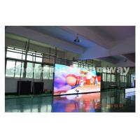 Quality SMD 2525 IP65 exterior led screen Waterproof , full color led panel 2 years Warranty for sale