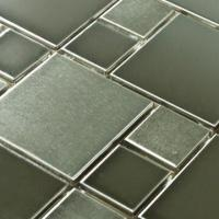Wholesale Stainless Steel Mosaics for Interior Decoration, Various Sizes Available for Chose from china suppliers