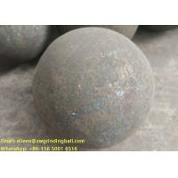 Wholesale B2 B3 B6 60Mn Forged Grinding Ball from china suppliers