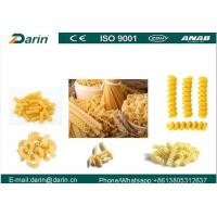 Quality New Condition Fully Automatic Pasta Macaroni Production Line with CE Certificate for sale