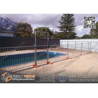 Wholesale 1350mm high Temporary Swimming Pool Fence Panels | Hot Dipped Galvanised Australia Standard from china suppliers