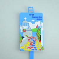 Wholesale Promotion and Advertising High Grade quality gift of PVC Luggage Tags from china suppliers